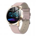 Ceas Smartwatch SUPER PREMIUM cu ecran color Nude Karen SWCF18